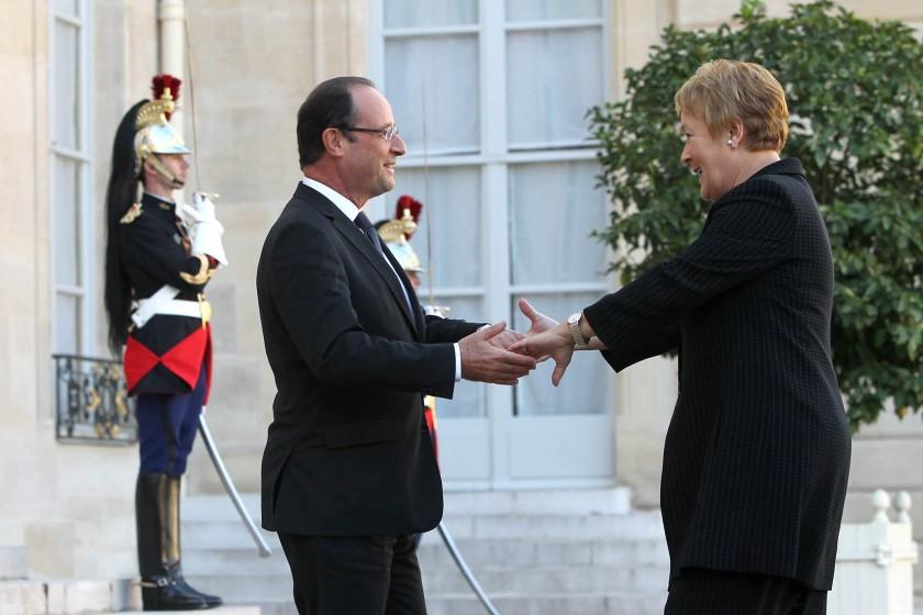 Pauline Marois accueillera le premier ministre de la République française