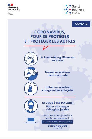 Covid 19 Recommandations Consulat General De France A Quebec